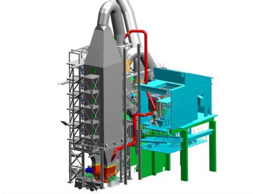 German Cement Plant Gets DeNOx SCR System