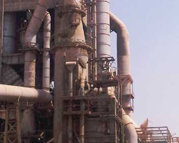 Gas Conditioning Tower