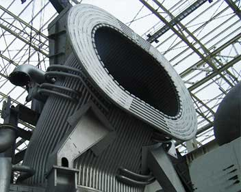 Hot Gas Ducts